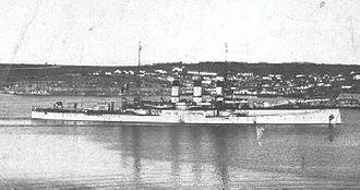 Italian battleship Roma (1907) - Image: Italian battleship Roma (1907)
