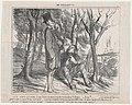 J'ai acheté ce terrain à un franc..., from Les Spéculateurs, published in Le Charivari, July 7, 1857 MET DP876651.jpg