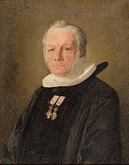 Portræt af biskop P.H. Münster