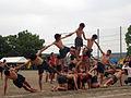 JHS Undokai - Student Pyramid.jpg