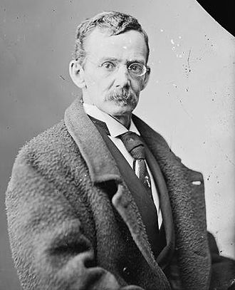 49th United States Congress - Senate President pro tempore John J. Ingalls