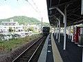 JR 817 V011 at Kushikino Station.jpg