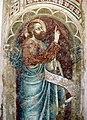 Jacopo di mino del pellicciaio, maestà e profeta, 1396, da s. francesco convento 03.JPG