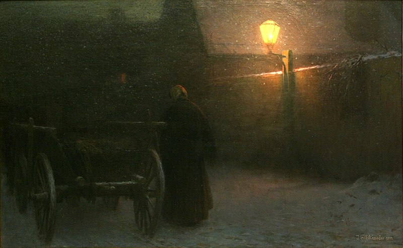 File:Jakub Schikaneder - Snow (Twilight in Winter).jpg