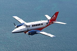 Jamaica Air Shuttle In Flight.jpg