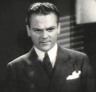 James Cagney - Along with George Raft, Edward G. Robinson, and Humphrey Bogart, all of whom were Warner Bros. actors, Cagney defined what a movie gangster was. In G Men (1934), though, he played a lawyer who joins the FBI.