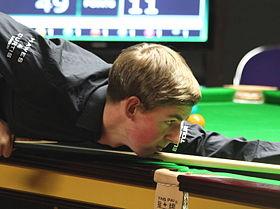 Image illustrative de l'article James Cahill (snooker)