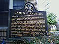 James J. Andrews Plaque.jpg