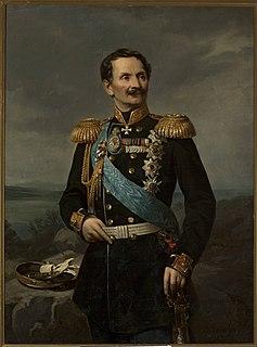 Friedrich Wilhelm Rembert von Berg Baltic German aristocrat, Russian statesman, and general