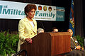 Janet Langhart Cohen addresses the first annual Military Family Forum.jpg