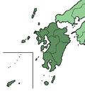 Japan Kyushu Region.png