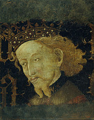 Portraits of the kings of Aragon