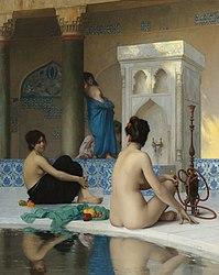 Jean-Léon Gérôme: After the Bath