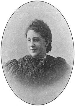Jeanne Saalborn-de Groot - Onze Tooneelspelers (1899)