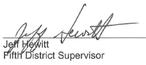 Firma de Jeff Hewitt