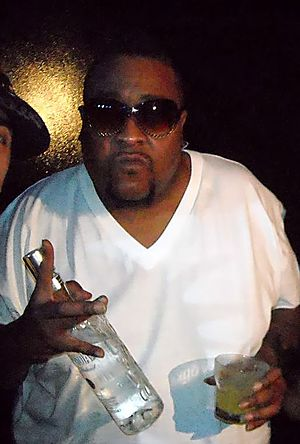 English: Jelly Roll on tour with Xzibit in Pol...