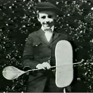 Elrey Borge Jeppesen - Jeppesen as a youth