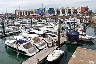 Saint Helier Marina