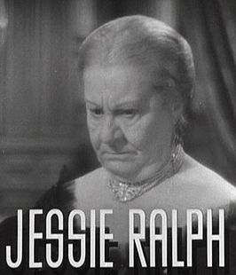 Jessie Ralph in After the Thin Man (1936)