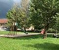 Jeux pour enfants à Optevoz (Isère) en juillet 2021.jpg
