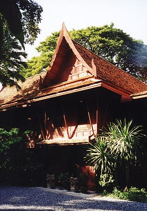 Pathum Wan District - Jim Thompson House