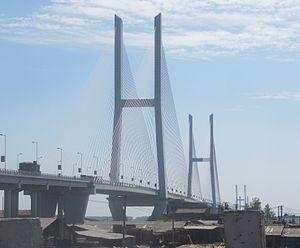 G55 Erenhot–Guangzhou Expressway - Image: Jingzhou Changjiang daqio 2