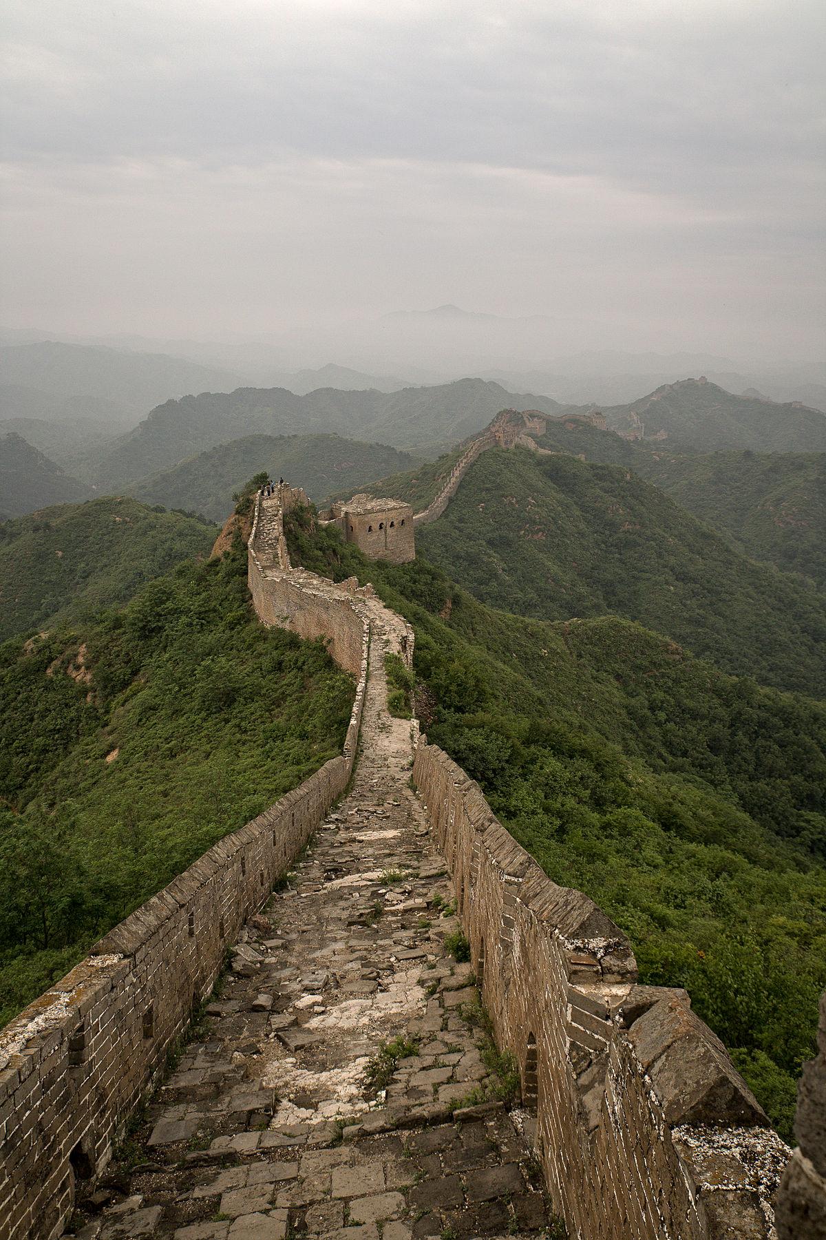 Chinesische Mauer Wiki