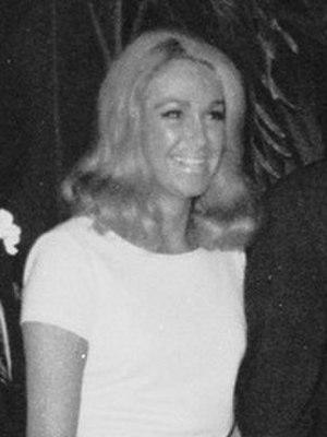 Joan Bennett Kennedy - Joan Kennedy c. 1960s
