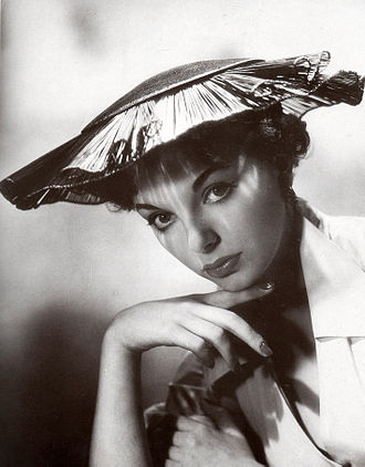 Joan Collins - Collins in I Believe in You (1952)