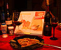 Joey's Pizza mit Zinfandel und Primitivo Rotwein.jpg
