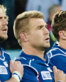 Johan Deysel Namibian rugby union player