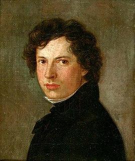 Johan Sebastian Welhaven Norwegian writer