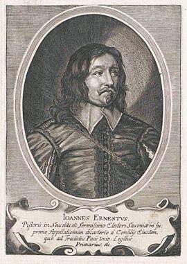 Johann Ernst von Pistoris