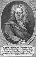 Johan Gabriel Doppelmayr