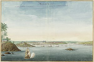 Dutch Empire - São Luís, Maranhão, 17th century