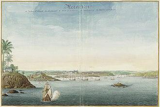 Dutch Empire - São Luís, Maranhão, Dutch Brazil