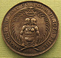 Johannes buchheim, medaglia matrimoniale, 1640.JPG