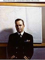 John Bulkeley LT