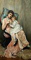 John Collier, 1890c - Nettie and Joyce.jpg