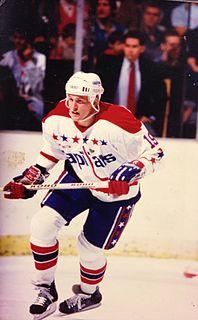 John Druce Canadian ice hockey player