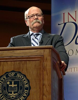 John R. Gregg - Gregg in 2012, at the gubernatorial debate