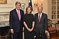 John Kerry Caroline Kennedy and Kenichiro Sasae 20131112.jpg
