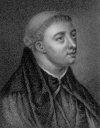 1490s in poetry - English poet John Lydgate, died c. 1451 but published this decade