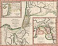 John Melish. The Places Recorded in the Five Books of Moses. 1815.II.jpg