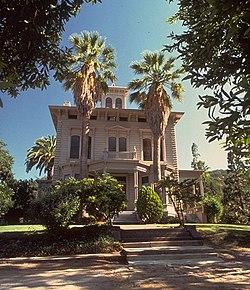 The Muirs' home in Martinez, California.