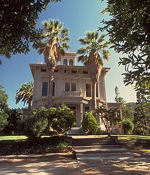 Martinez, California - John Muir House
