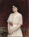 John William Waterhouse - Portrait of Miss Claire Kenworthy.jpg