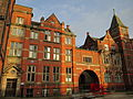 Johnston Building and George Holt Building, University of Liverpool.jpg