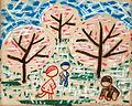 Josef Čapek - Děti pod stromy (1930-35).jpg