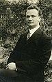 Josef Křenek po prvním návratu z USA (Archiv ČCE).jpg